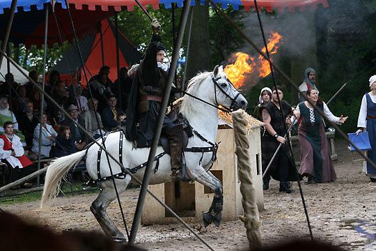 Burgfestspiele Satzvey Pfingsten 2007