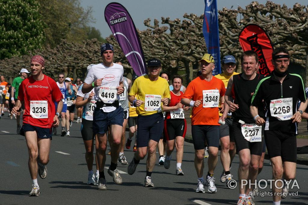 METRO Group Marathon 2008