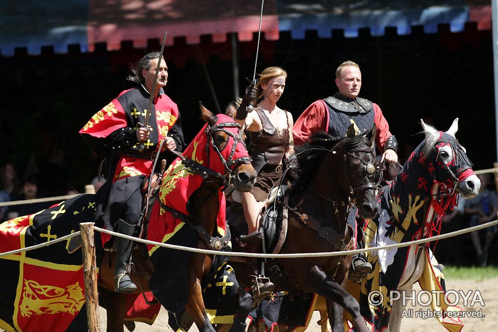Burgfestspiele Satzvey Pfingsten 2012