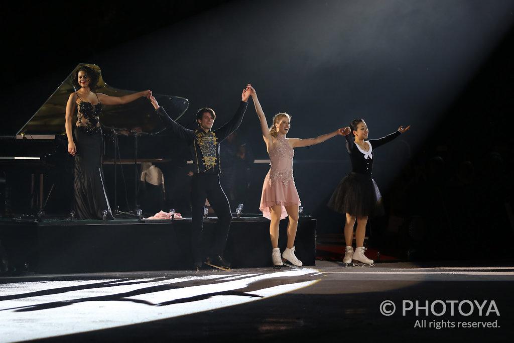 Kathia Buniatishvili & Ensemble